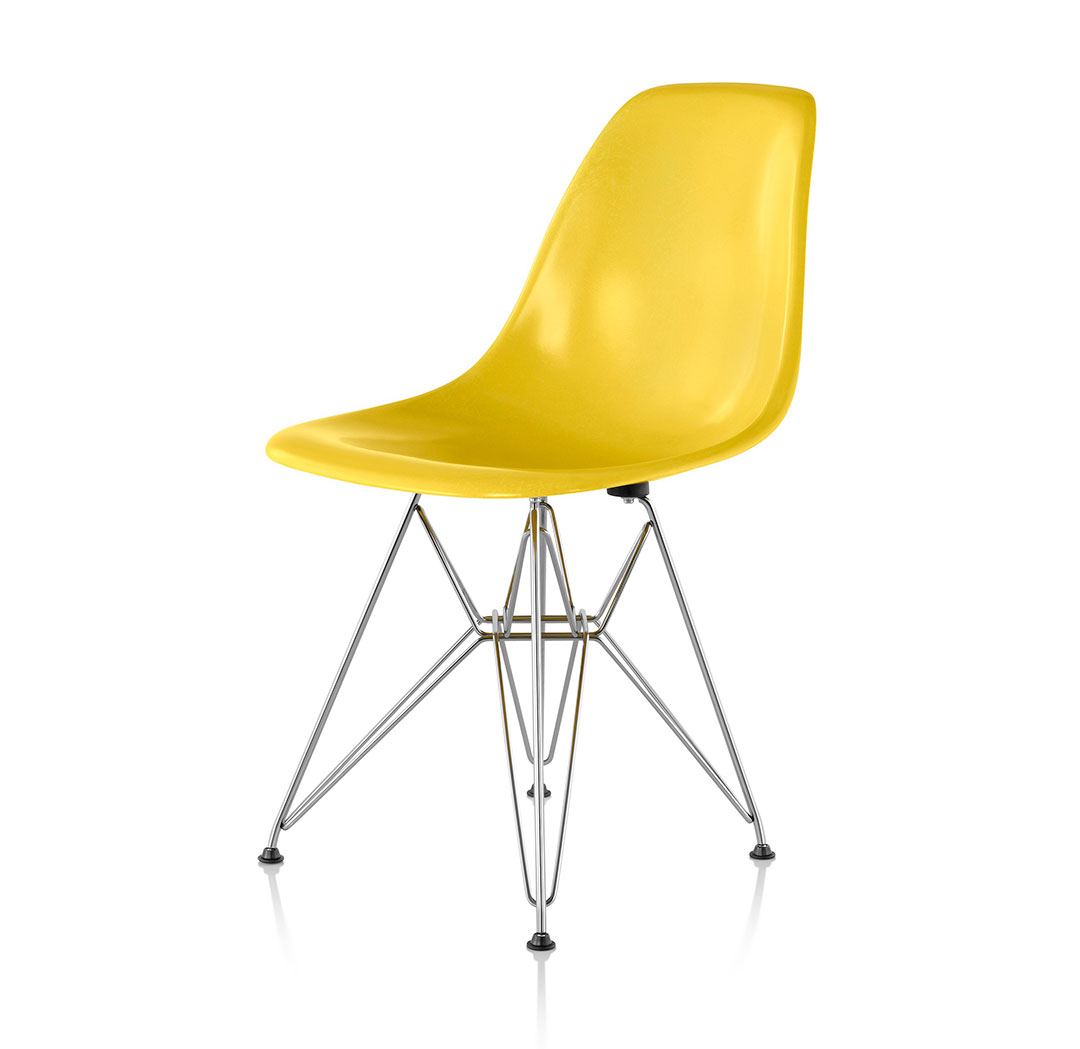 Charles & Ray Eames Sessel Why The Dsr Chair By Charles And Ray Eames Matters Design