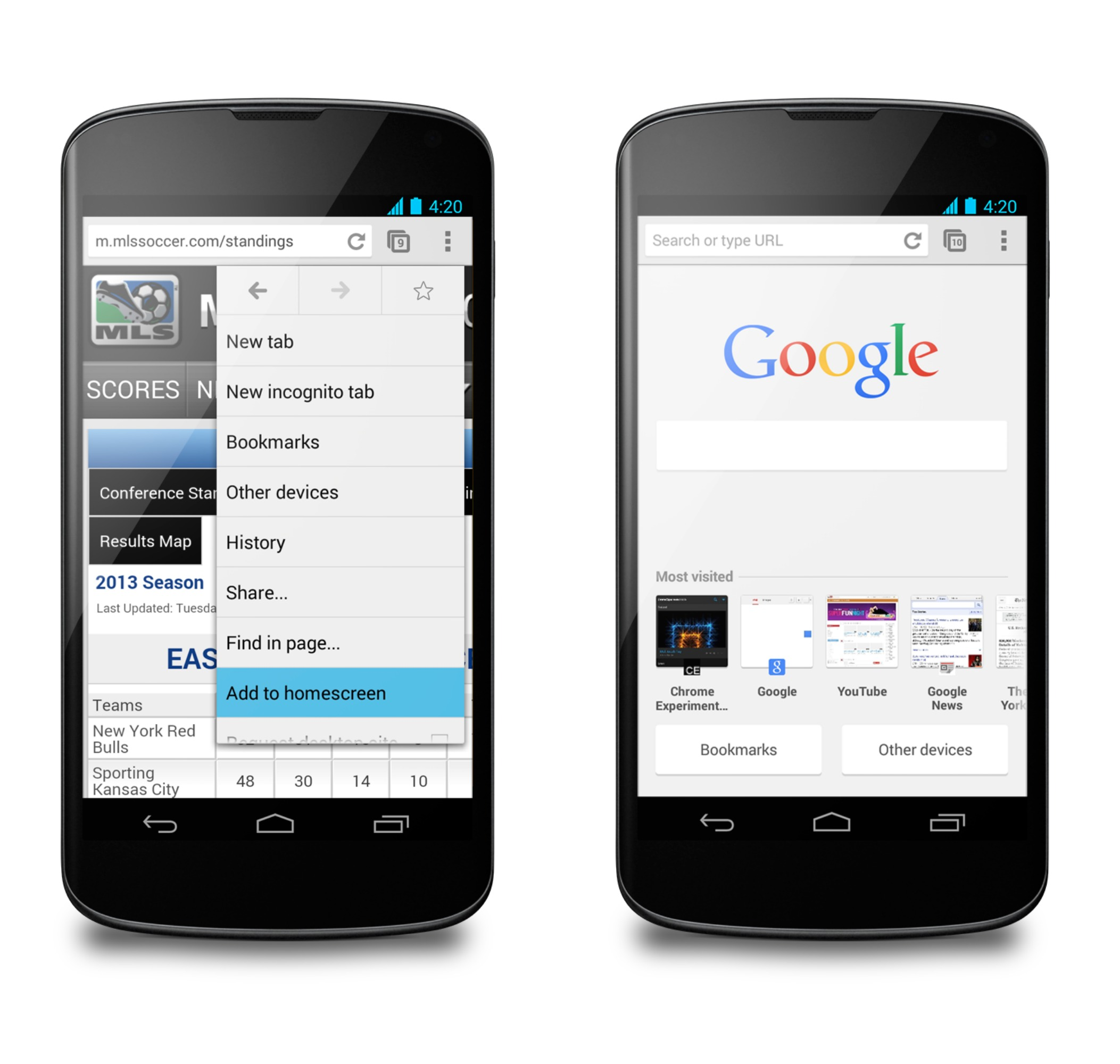 M Iphone Wallpaper Chrome For Android Updated With Improved Autofill