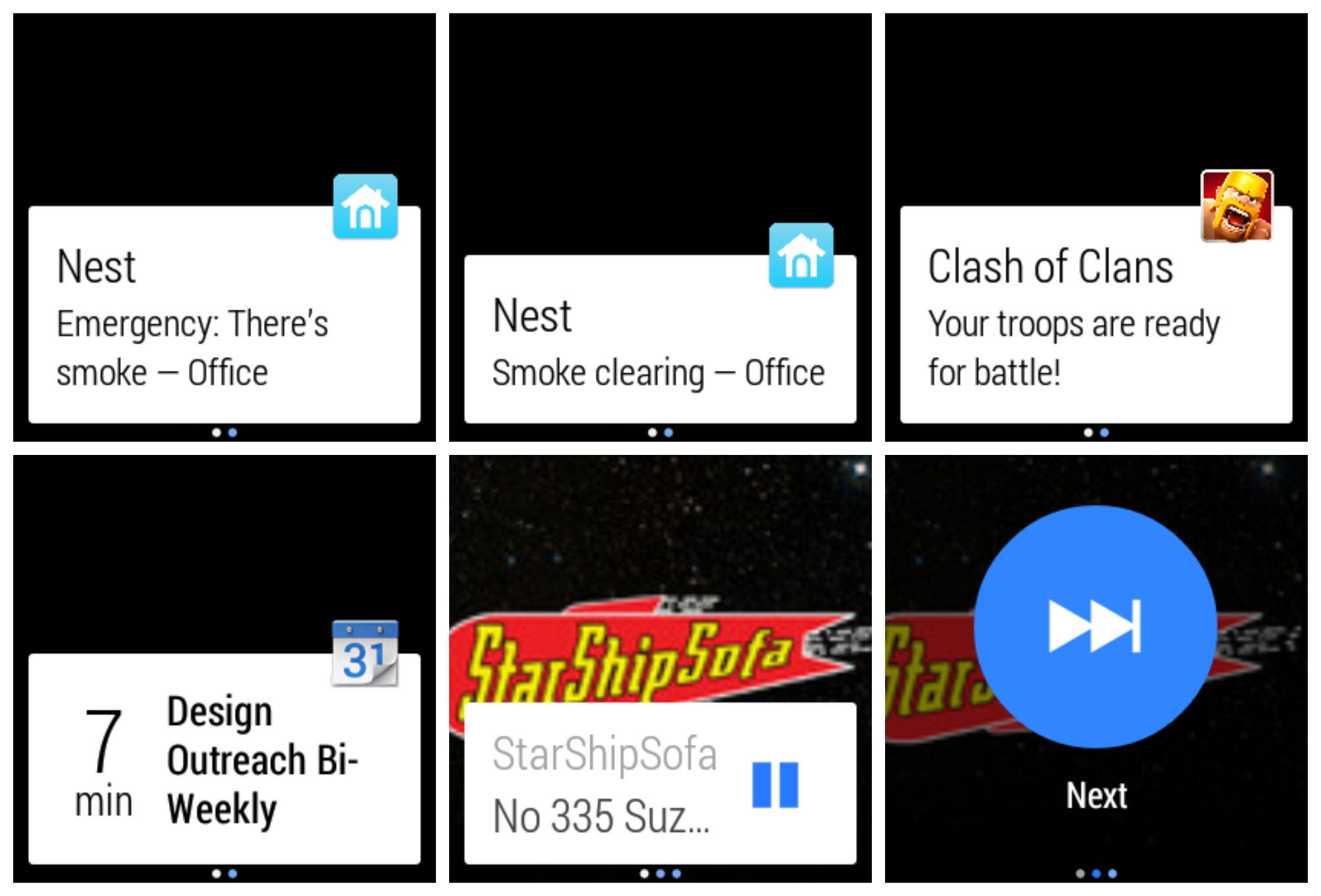 How To Share Your Google Calendar 14 Steps With Pictures Google Shows Off New Android Wear Notifications