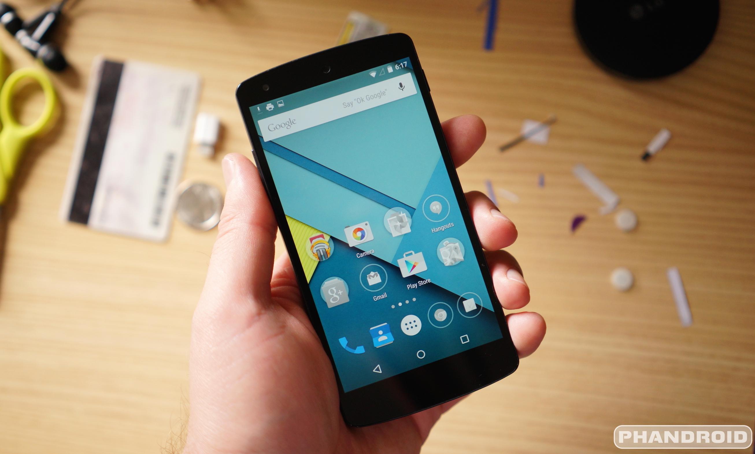 Android 5 0 lollipop dsc07203