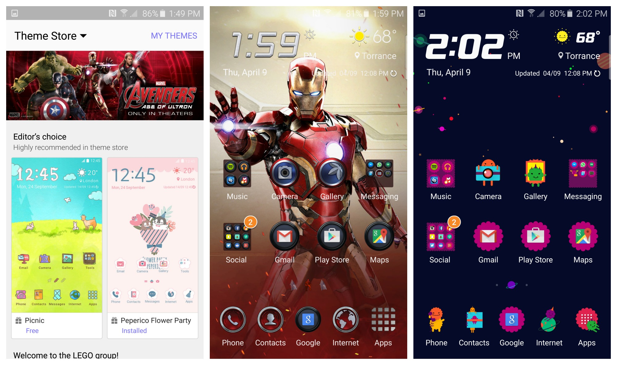 Android 3d Live Wallpaper Maker Samsung Is Looking For Designers To Create New Galaxy Themes