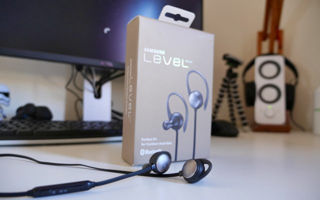 Amazon Music App Samsung Level Active Bluetooth Headset Review