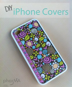 Interchangeable iPhone Covers