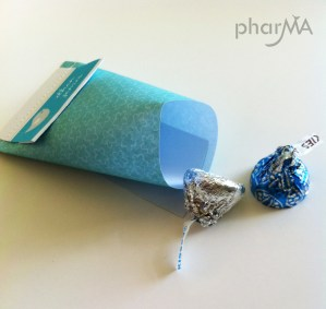 DIY Candy Pouches