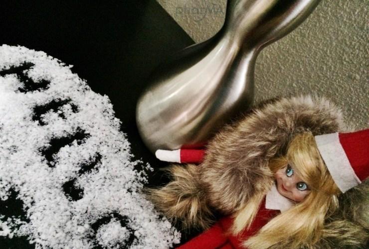 Adele Elf on the Shelf