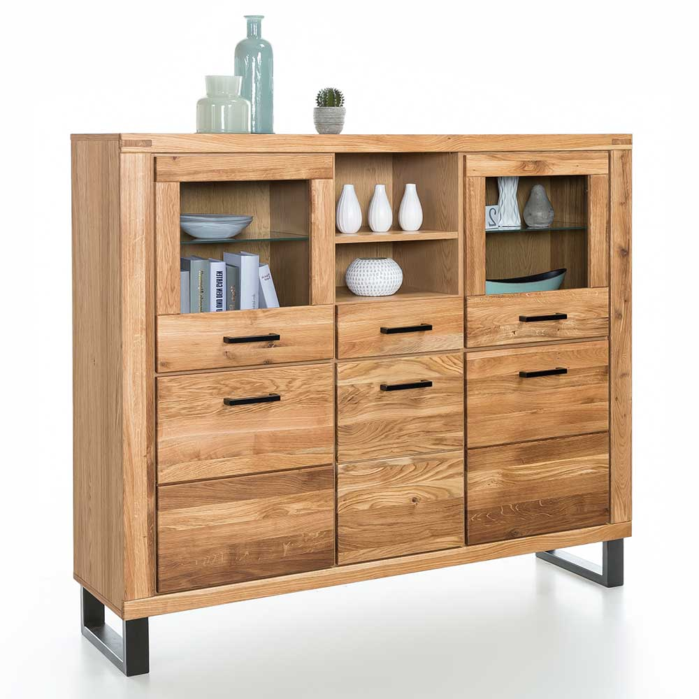 Esszimmer Highboard Highboard Metall
