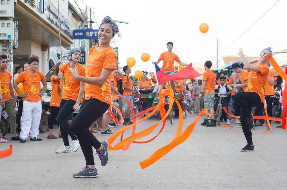 Tini Tinou How to Plan a Festival - Phare, The Cambodian Circus