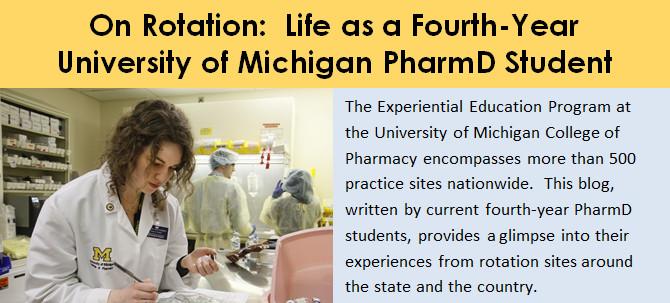 Blogs UM College of Pharmacy
