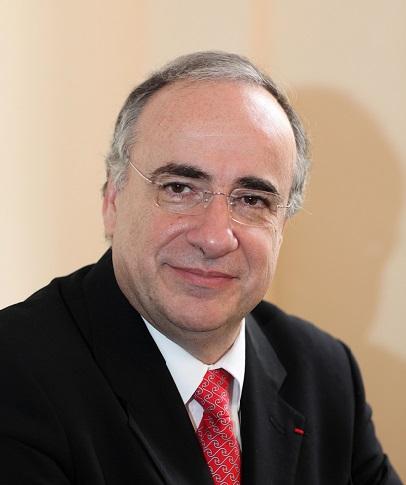 Michel Chassang, président de la CSMF