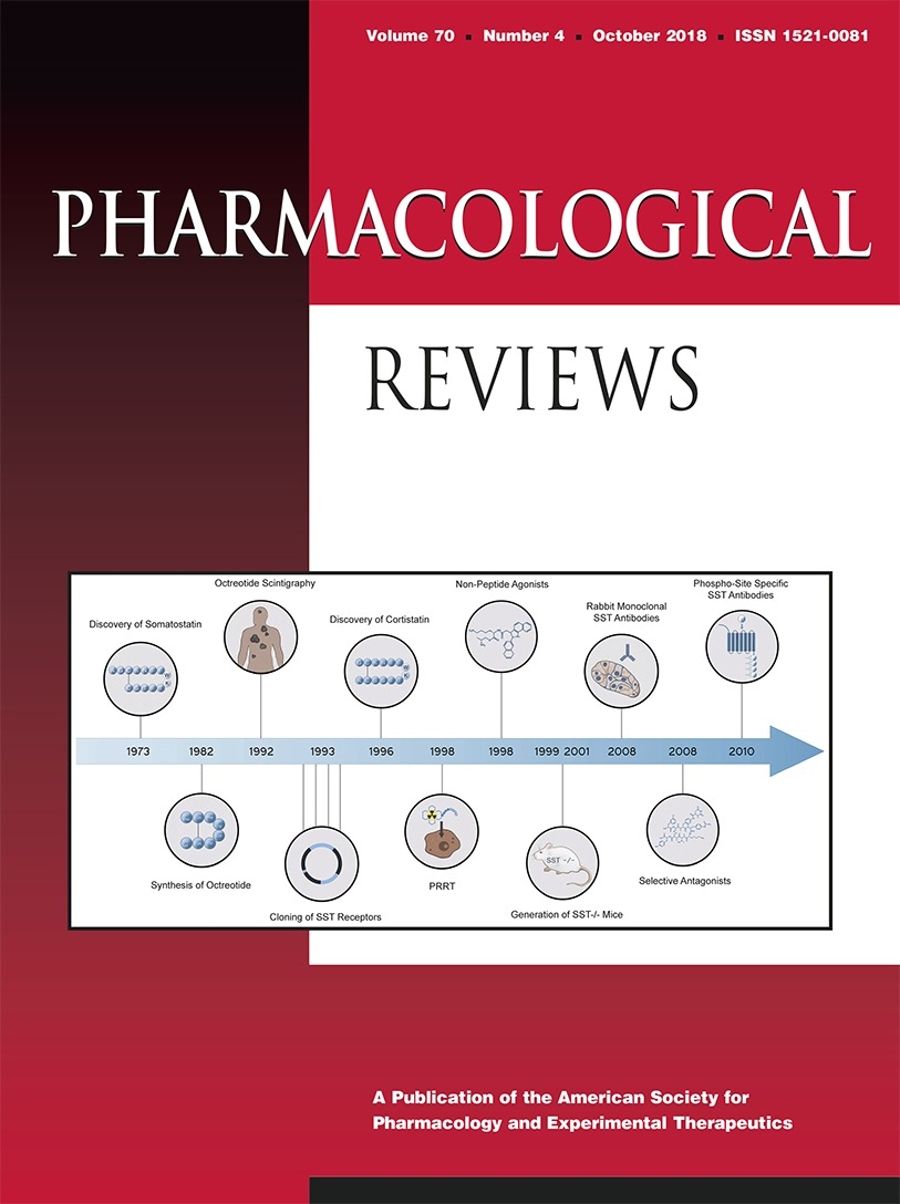 Barzubehör Hamburg International Union Of Basic And Clinical Pharmacology. Cv. Somatostatin Receptors: Structure, Function, Ligands, And New Nomenclature | Pharmacological Reviews