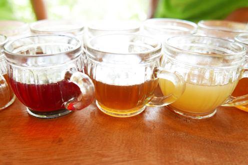 ルアーク_お茶