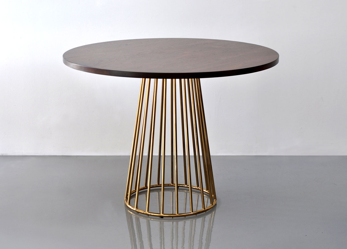 Cafe Tables Phase Design Reza Feiz Designer Wired Cafe Table