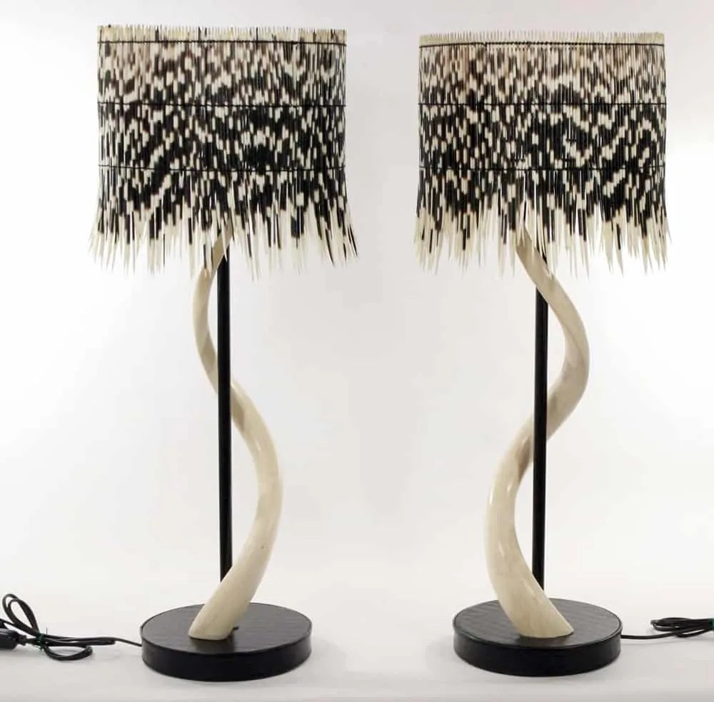 Floor Table Lamps Unique Floor Table Bedside Lamps Phases Africa African