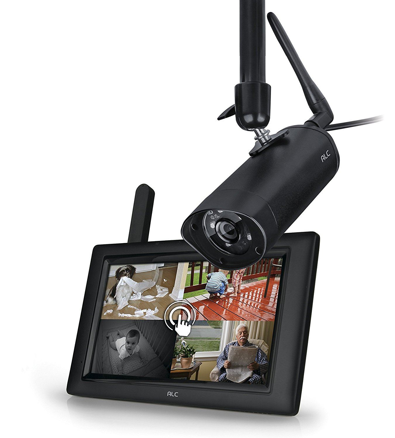 Diy Home Security Cameras Reviews Best Diy Security Camera System Guide And Reviews