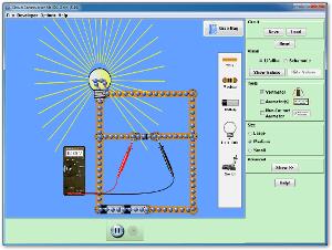 electric circuit simulation colorado