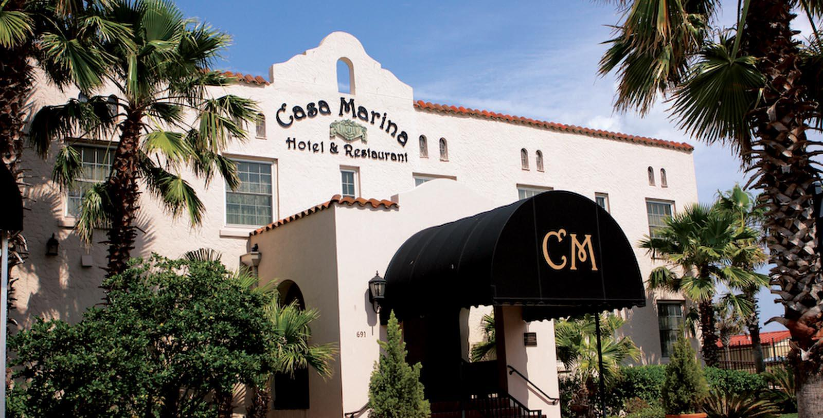 Historic Hotels In Jacksonville Beach Florida Casa Marina Hotel And Restaurant