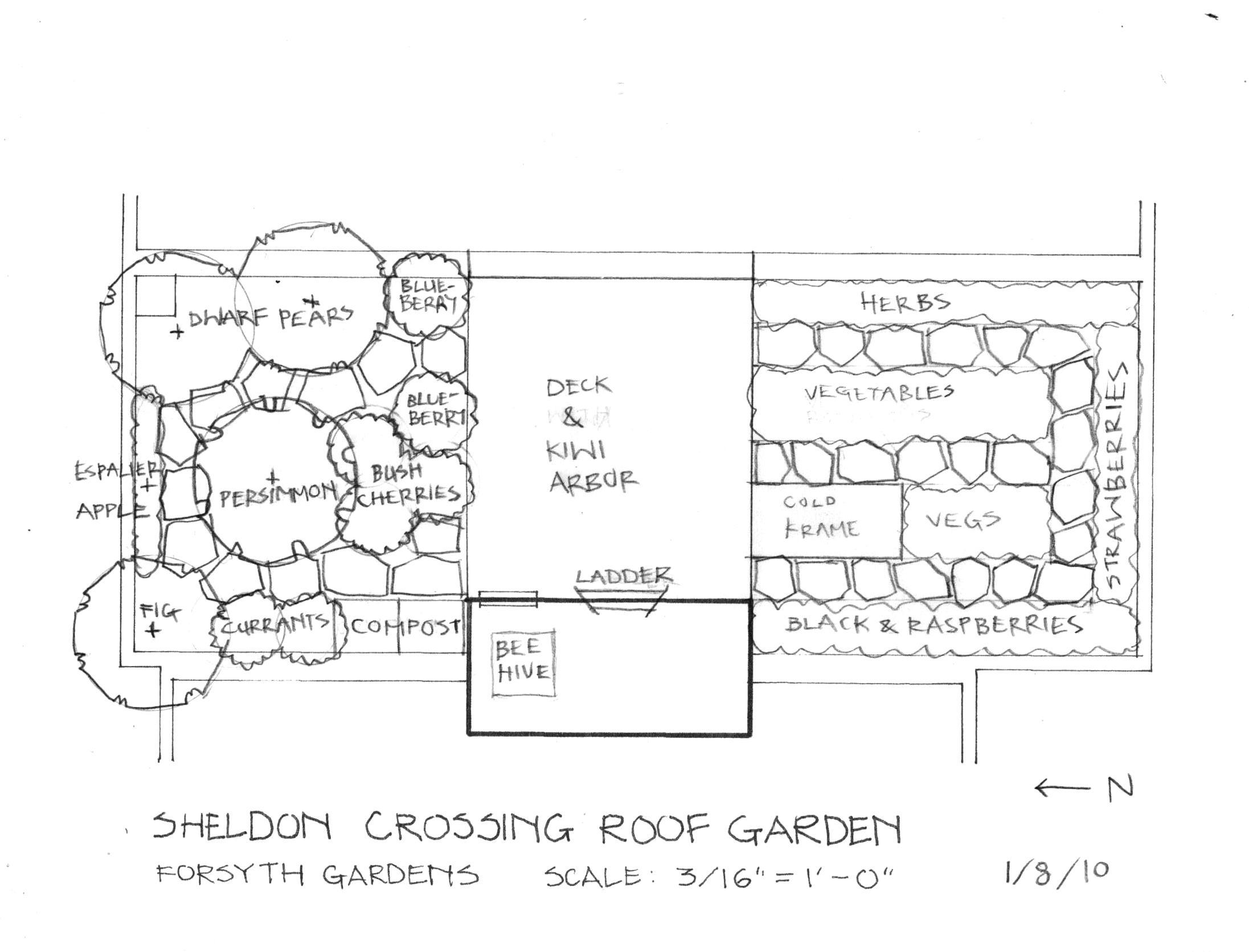Prissy A Ranch Condo Home Landscape Plan Template Alternate Edible Landscape Phigblog Edible Urban Food Growing Landscape Plan outdoor Simple Landscape Plan
