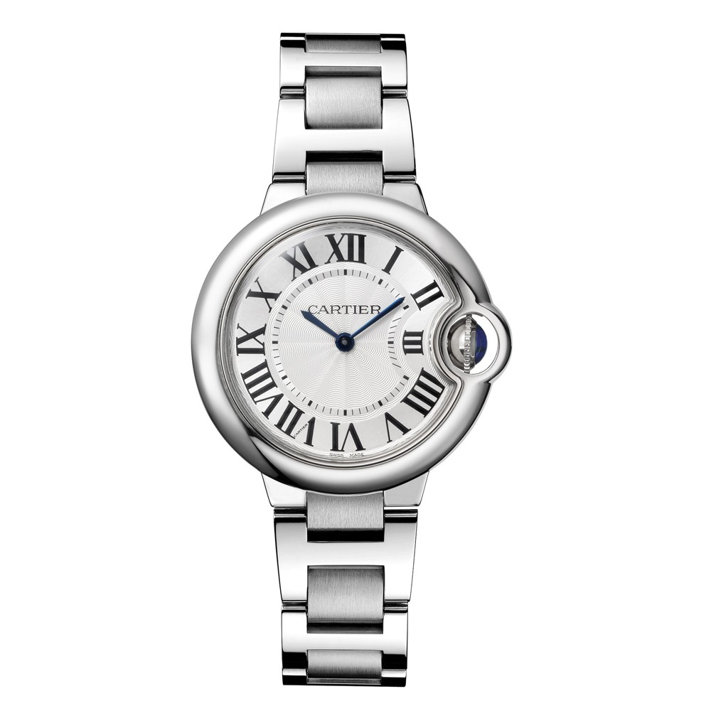 Cartier Watches Cartier Watches Ballon Bleu 33mm Stainless Steel