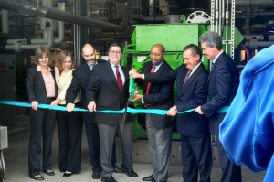 PWD Biogas Cogen Facility Ribbon Cutting