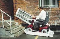 Столичным инвалидам недодали пандусов