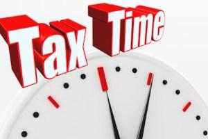 Tax Day Reminder