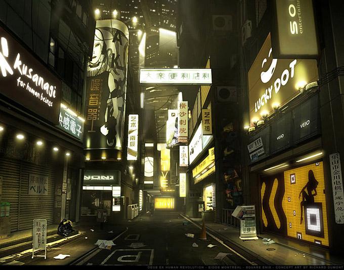 Mass Effect Fall Wallpaper Artist Styles Used In Video Games Philgordon12345