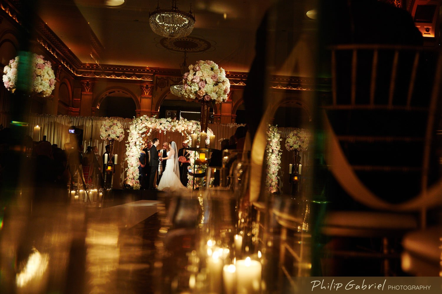 Marias Küche Catering Beautiful Ballroom At The Ben Wedding Philip Gabriel Photography