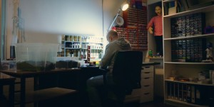 Bricks in Motion - Steffen's Studio