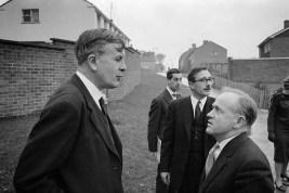 Liberal leader Jo Grimmond. 1962