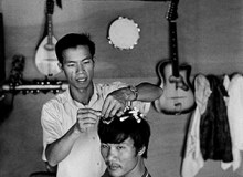 VIETNAM. Downtown Saigon. 1970