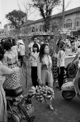 VIETNAM. Flower Market at Tet. 1971