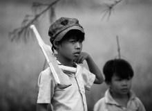 VIET NAM. Mai Lai. The children of Mai Lai 30 years later.