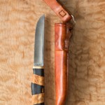 Philip kantischer hand made knives calgary