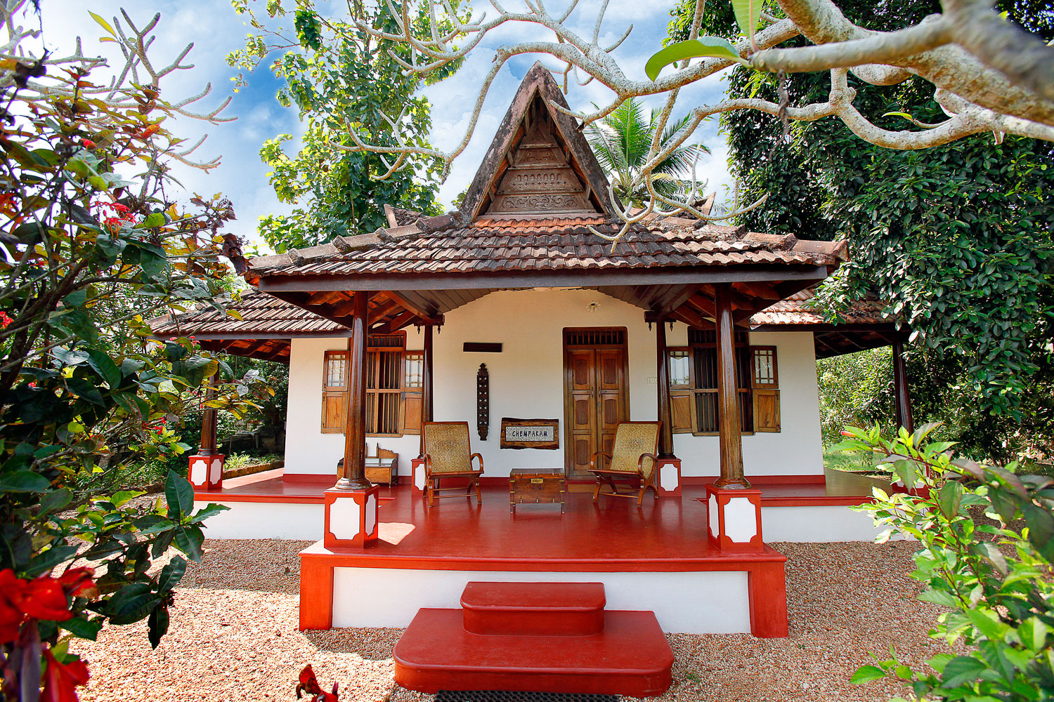 Beautiful Farmhouse In Kerala Philipkutty S Farm Stay In Independent Homely Waterfront