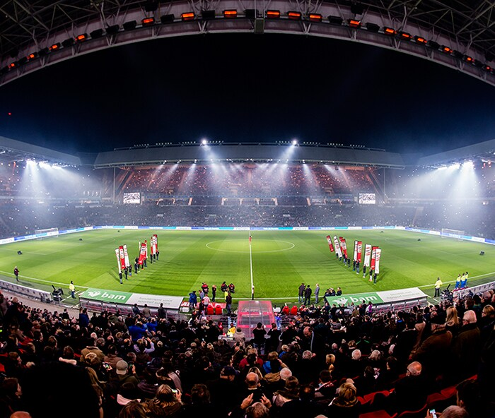 Led Verlichting Psv Stadion See What Light Can Do