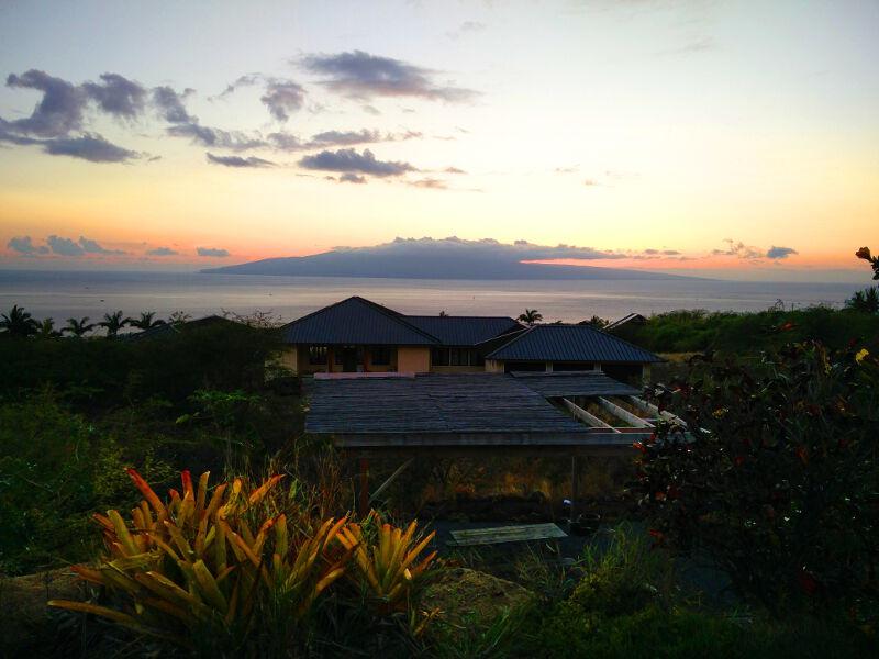 Sunset at Lahaina Maui