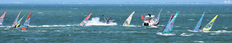 Long Distance start at the 2016 US Windsurfing Nationals in Corpus Christi_webready