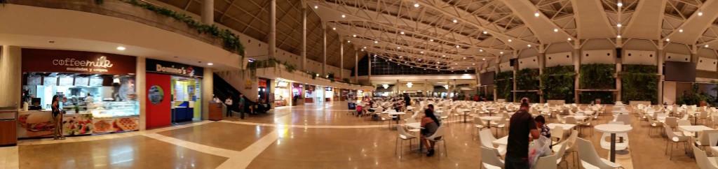 Costa Azul shopping center on Isla Margarita.