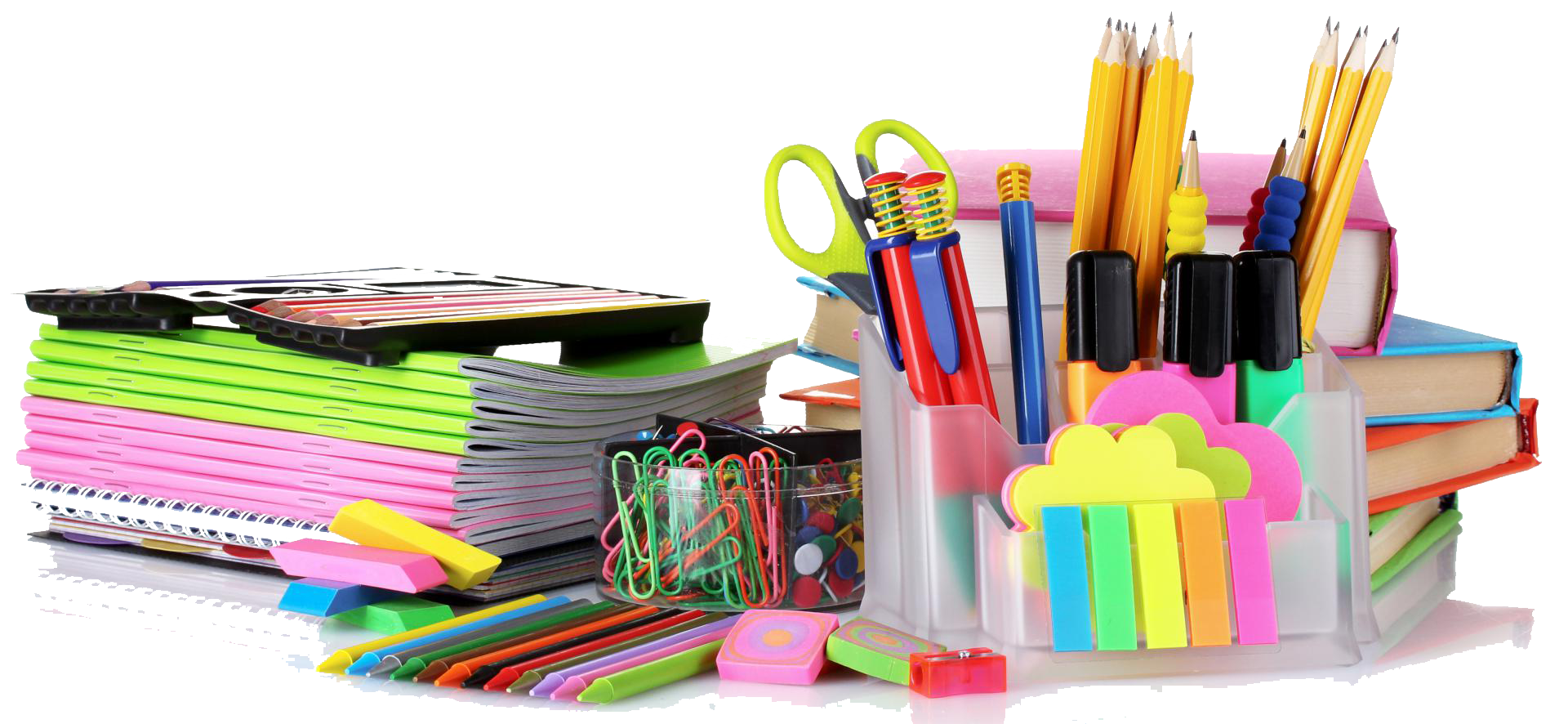 School Supplies Background Png Philips Stationers Llc A Friendly Place To Shop For
