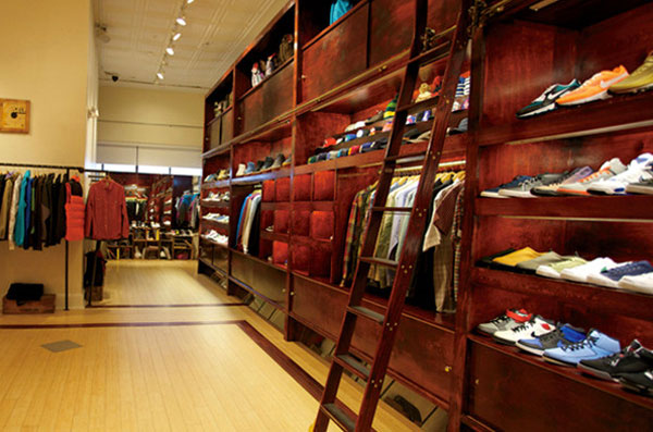 While the outside of Bodega resembles a conveniance store, the interior is sleek and trendy. (courtesy of viralnova.com)