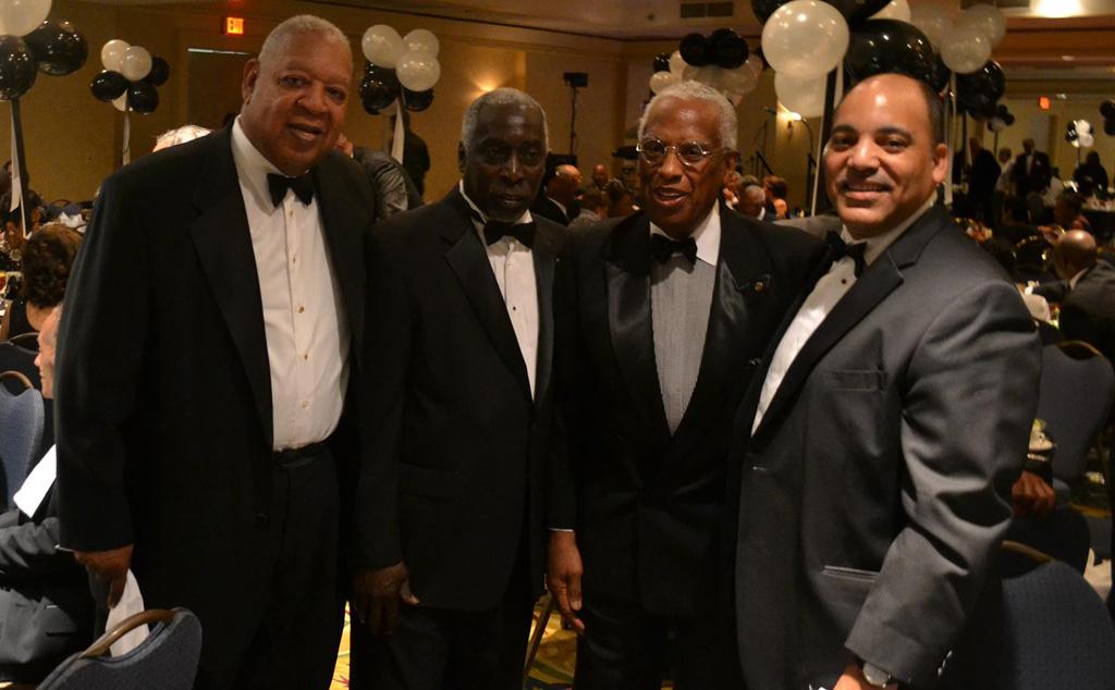 2014 Black and White Ball - PhillyKappasorg - formal event