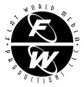 Flat World logo 2014