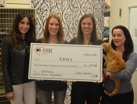 Flyers check presentation