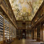 World's Largest Indoor Photo: Strahov Library 40 Gigapixel