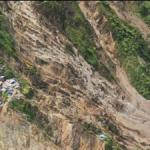 Landslide in Panganason Kingking Compostela Valley 40 are Missing