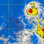 "Tropical Strom ""Quiel"" enters Philippine are of responsibility"