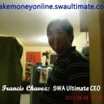 Francis Chaves: SWA UltimateProgram CEO & Founder's Mission