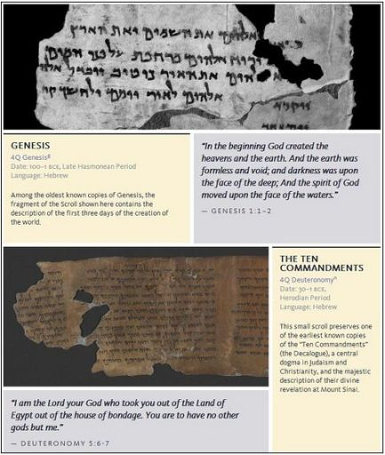Google Dead Sea Scrolls