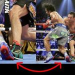 Reasons Why Manny Pacquiao Losses His Balance and Knocked-Out