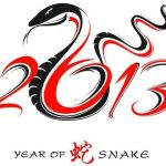 2013: Year of the Water Snake Lucky Signs